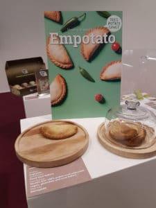 Empotato, glutenvrije empanada