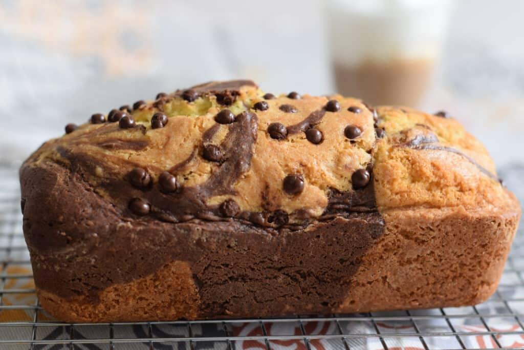 Leer luchtige gemarmerde glutenvrije cake bakken, in de workshop Patisserie