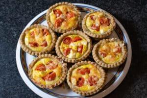 Heel Holland bakt recept voor hartige glutenvrije tartelette
